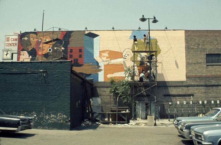Dr. King Mural